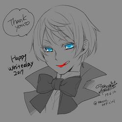 Alois White Day