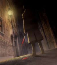 Jack the Ripper imagined