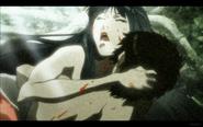 Kuro Drinks Kuromitsu's Blood