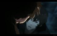 Benkei Looks Closely