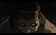Bone Mask after Cutting Kuro