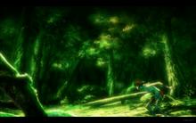Kuro Prepares to Attack