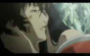 Kuro Relaxed as Kuromitsu Drinks His Blood