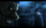 Benkei as Kuro