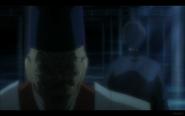 Man With Gold Mask Mocks Benkei