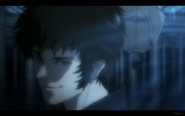 Benkei as Kuro Mocks Benkei