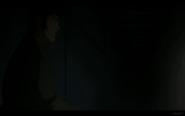 Okata Backs Away in Fear