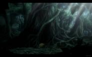 Kuro Awakens in Tree