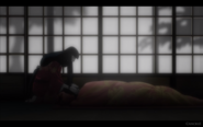 Kuromitsu looks after Kuro
