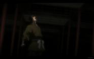 Benkei Tries to Remember His Name