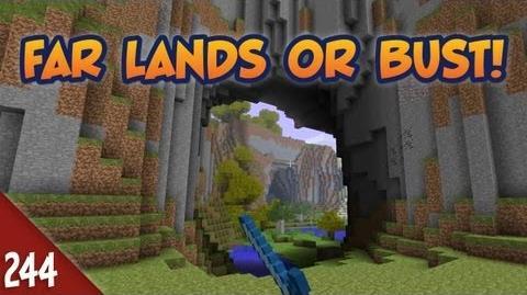 Minecraft Far Lands or Bust - 244 - Garage Door