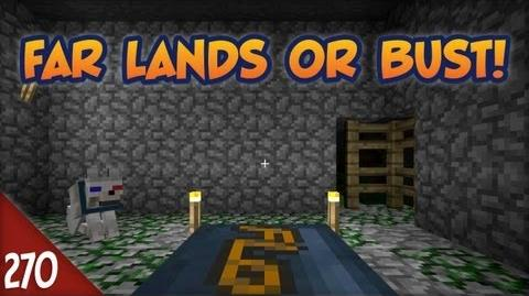 Minecraft Far Lands or Bust - 270 - Subconscious Wood Stacks