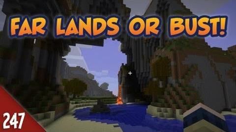 Minecraft Far Lands or Bust - 247 - Go raibh míle maith agat!