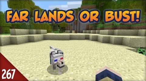 Minecraft Far Lands or Bust - 267 - Perfect Staircase