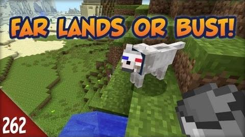 Minecraft Far Lands or Bust - 262 - Minecon 2013 Orland'oh!