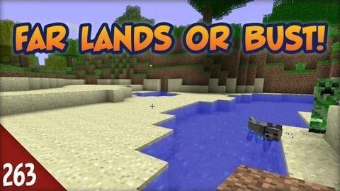 Minecraft Far Lands or Bust - 263 - Saturday Creeper