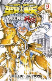 Saint Seiya Lost Canvas Gaiden Vol 9