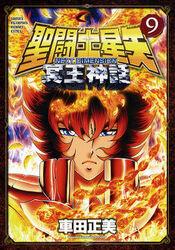 Saint Seiya Next Dimension Vol 9