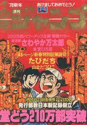 Weekly Shonen Jump 1978-03-04