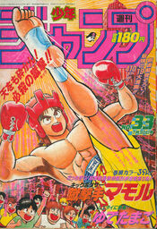 Weekly Shonen Jump 1990-33