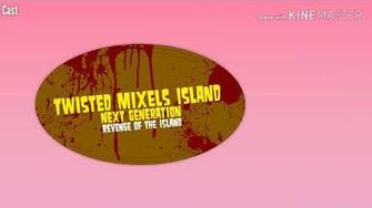 SPOILER WARNING Twisted Mixels Island All Franchise and Cast Information