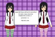 Happy Birthday Hikka and Hikari!