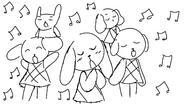 Katzen's song