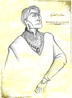 Benedicte de la courcel by vivianedanglars-d2y2rwi