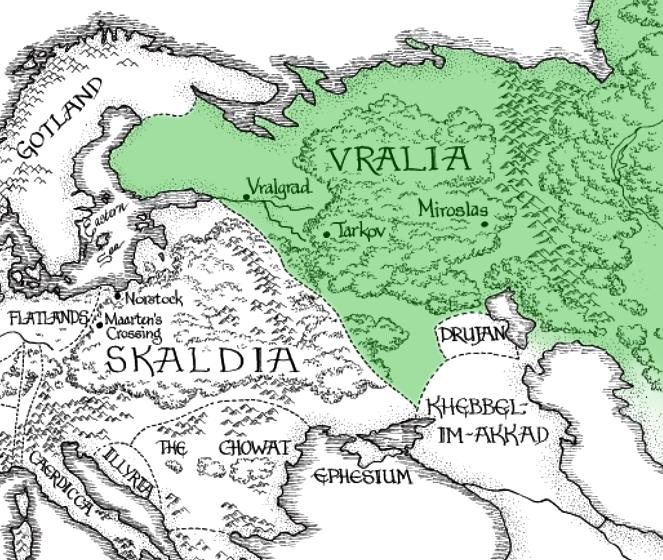 Vralia   Kushiel's Legacy Wiki   FANDOM powered by Wikia on malazan world map, terre d'ange map, randland map, tamil map, camorr map,
