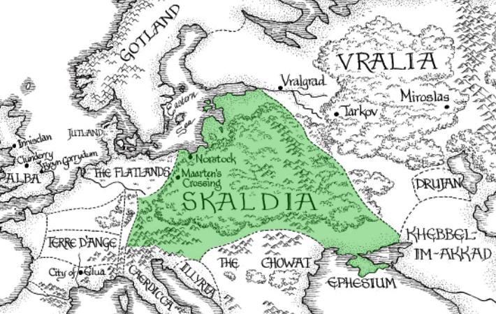 Skaldia | Kushiel's Legacy Wiki | Fandom on terre d'ange map, malazan world map, randland map, camorr map, tamil map,