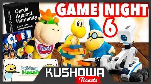 Kushowa Reacts to SML Movie: Bowser Junior's Game Night 6