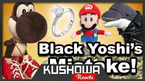 Kushowa Reacts to SML Movie: Black Yoshi's Mistake!
