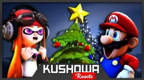 Kushowa Reacts to SMG4 Christmas 2017: The XMAS Discovery