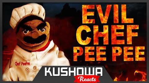 Kushowa Reacts to SML Movie: Evil Chef Pee Pee!