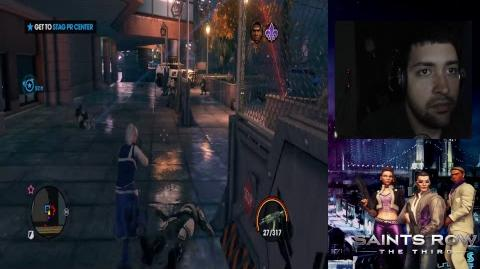Kushowa Plays Resident Evil 4 (LS2) & Saints Row: The Third (LS2)
