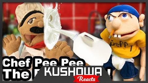Kushowa Reacts to SML Movie: Chef Pee Pee The Babysitter!