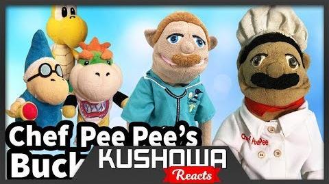 Kushowa Reacts to SML Movie Chef Pee Pee's Bucket List!