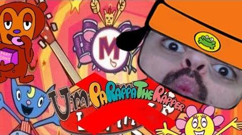Kushowa plays um Jammer Lammy (Parappa the rapper story mode final part)