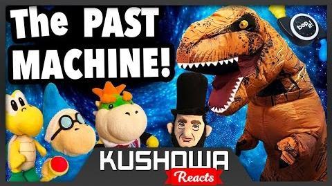 Kushowa Reacts to SML Movie: The Past Machine!