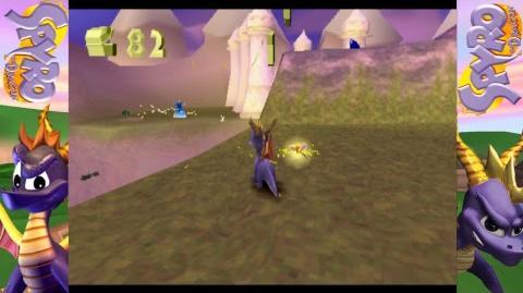 Kushowa Plays Spyro the Dragon (PS1) (LS2)