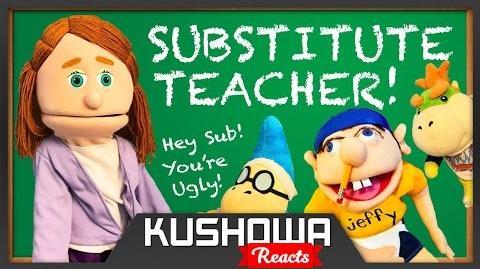 Kushowa Reacts to SML Movie: Substitute Teacher!