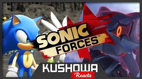 Kushowa Reacts to Sonic Forces - Story Trailer