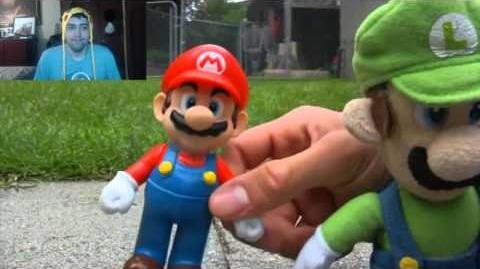 Kushowa Reacts to Cute Mario Bros - Meet The Wario Bros.