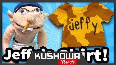 Kushowa Reacts to SML Movie: Jeffy's Shirt!