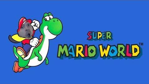 Kushowa plays Super Mario World