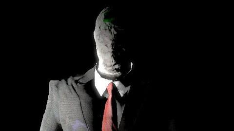 The reason why slenderman follows you!