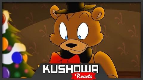 Kushowa Reacts to Five Nights at Christmas - Freddy's Gift Tony Crynight