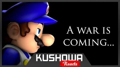 Kushowa Reacts to A war is coming... teamSMG4