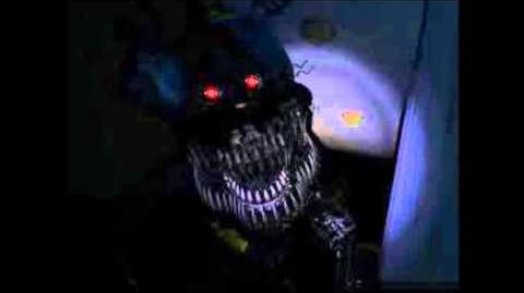 FNAF Voice Nightmare (Remastered)