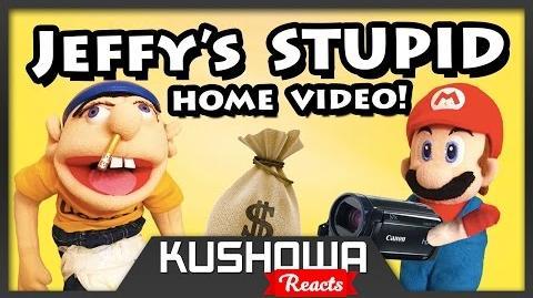 Kushowa Reacts to SML Movie: Jeffy's Stupid Home Video!